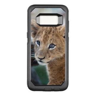 Lion Cub OtterBox Commuter Samsung Galaxy S8 Case
