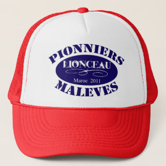 Lion cub trucker hat