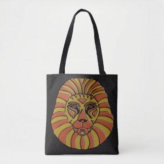 Lion Design #7 Tote Bag