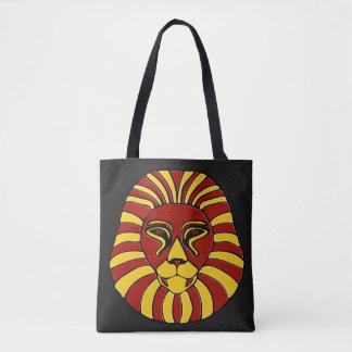 Lion Design #8 Tote Bag