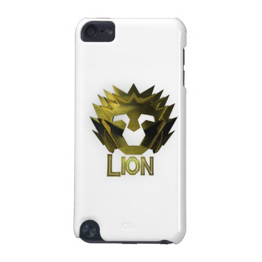 Lion Face iPod Touch 5G Covers