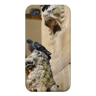 Lion Face iPhone 4 Case