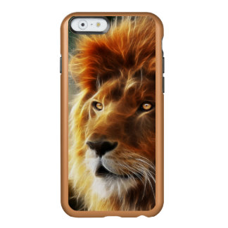 Lion face .King of beasts abstraction Incipio Feather® Shine iPhone 6 Case