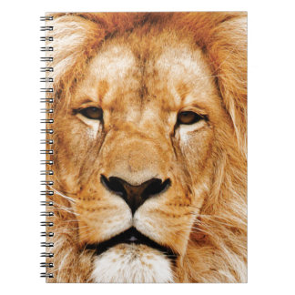 lion face yeah notebook