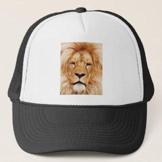 lion face yeah trucker hat