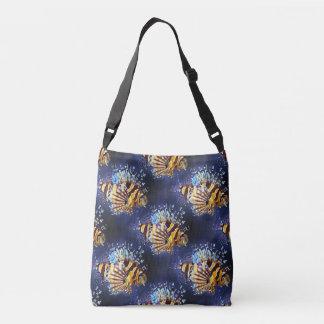 Lion Fish Crossbody Bag