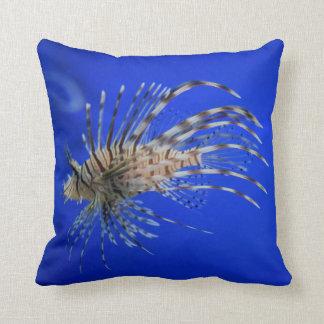 Lion Fish Cushion
