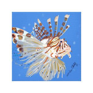 Lion Fish print