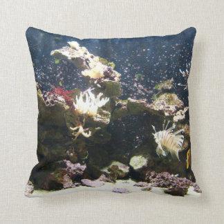 Lion Fish tank Pillow case