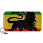 Lion Flag Travelling Speaker