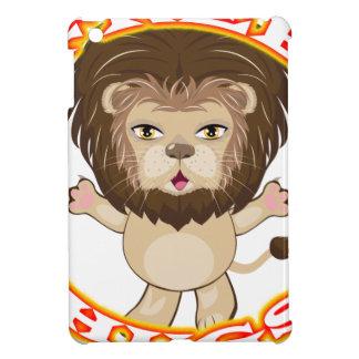 Lion Free Hugs iPad Mini Case