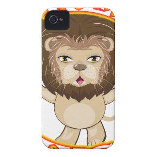 Lion Free Hugs iPhone 4 Case