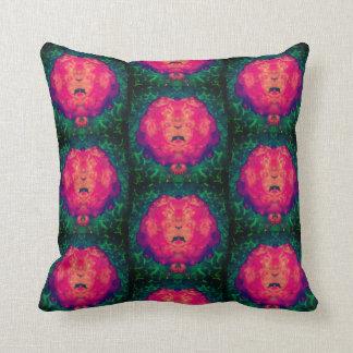 Lion Gram Cushion