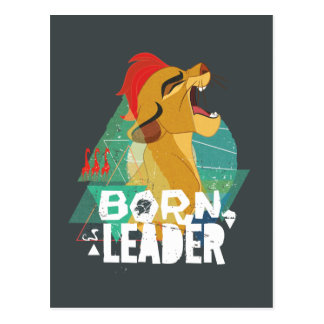 Lion Guard | Born Leader Kion Postcard