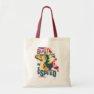 Lion Guard | Built For Speed Fuli Tote Bag