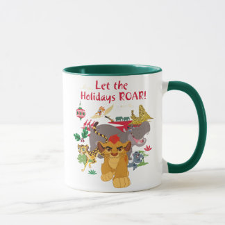 Lion Guard | Let The Holidays Roar Mug