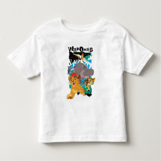 Lion Guard | Wild Ones Toddler T-Shirt