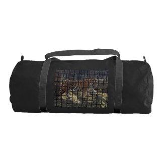 lion Gym bag Gym Duffel Bag