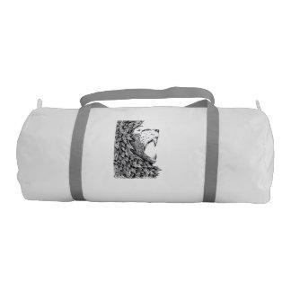 lion gym duffle bag gym duffel bag