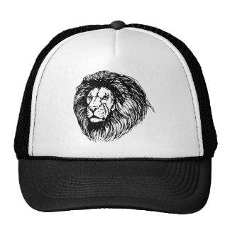 Lion Head Cap