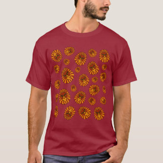 Lion Head Pattern #2 T-Shirt