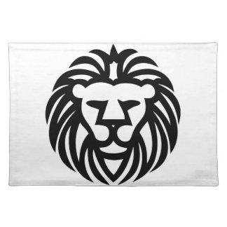 Lion Head Placemat