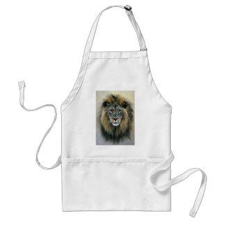 Lion (head study) aprons