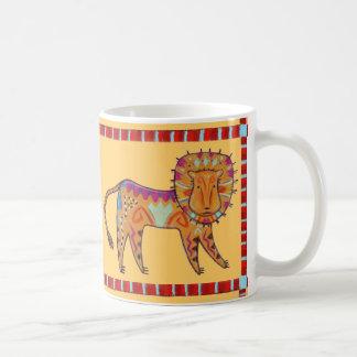 Lion Heart Coffee Mug