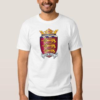 Lion Heart Crest Tees