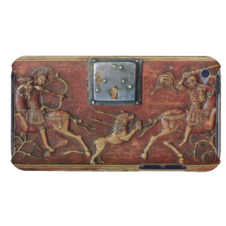 Lion Hunt, plaque from a Byzantine casket, 11th ce iPod Touch Covers