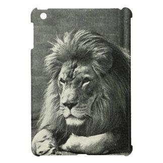 Lion Illustration Case For The iPad Mini