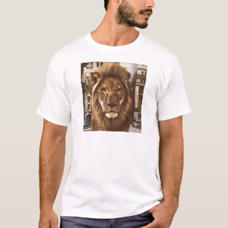lion in town T-Shirt