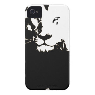 Lion iPhone 4 Cover