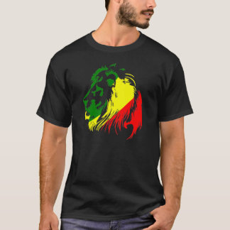 LION Jamaican STYLE T-Shirt