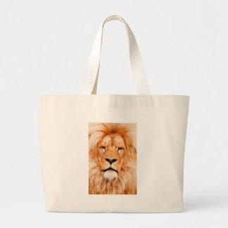 Lion Jumbo Tote Bag