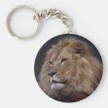 Lion Key Chain
