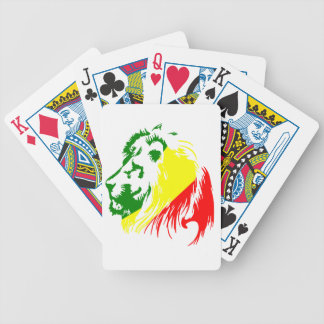 LION KING BICYCLE PLAYING CARDS