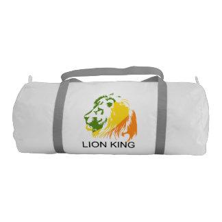 LION KING GYM DUFFEL BAG