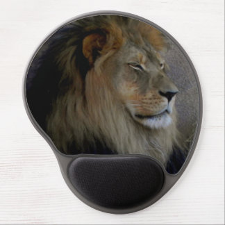 Lion - King of the Beast Gel Mousepads