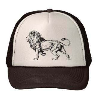 Lion - King of the Jungle Cap