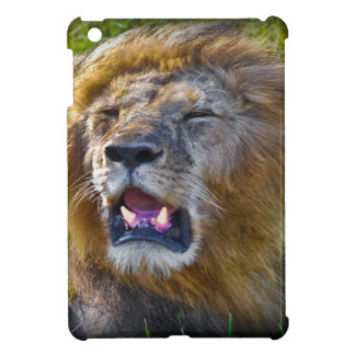 Lion King Of The Jungle Cover For The iPad Mini