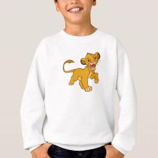 Lion King Simba walking Disney Sweatshirt