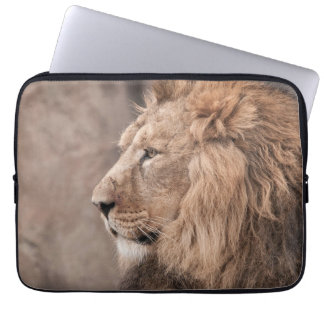 Lion Laptop Computer Sleeve