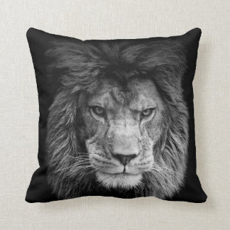 Lion Lead Pillow