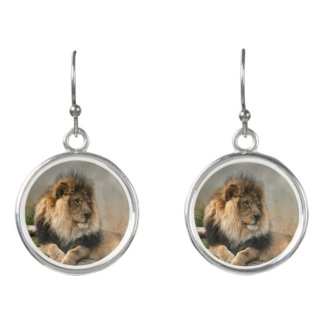 Lion Lovers Earrings