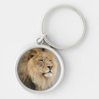 Lion Lovers King of the Jungle Key Ring