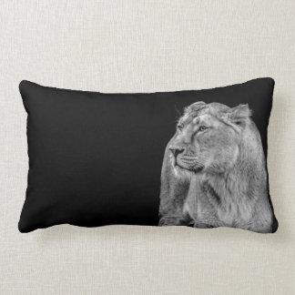 lion lumbar cushion