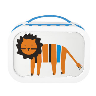 Lion, Lunch Boxes