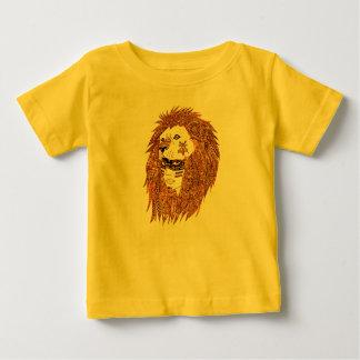 Lion Mask Baby T-Shirt