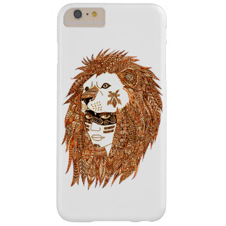 Lion Mask Barely There iPhone 6 Plus Case